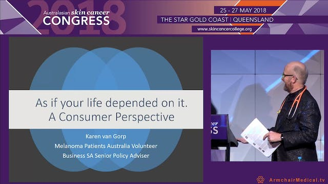 As if your life depended on it A consumer perspective Karen van Gorp