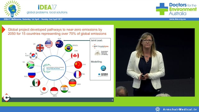 Pathways to Net Zero Emissions in 2050 Meg Argyriou Head of Engagement Climate Works Australia