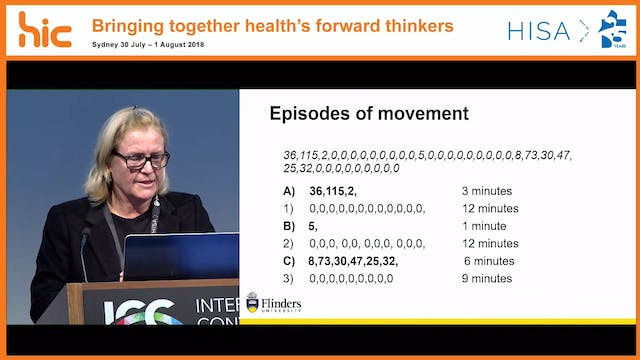 Understanding episodes of physical activity at work using Fitbit® data Dr Yasmin Van Kasteren