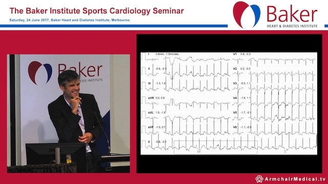 Case: Master athlete with cardiomyopa...