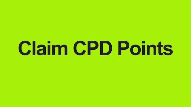 Claim CPD Click Here