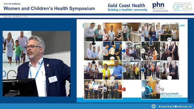 Welcome and overview of Gold Coast Health maternity services Dr Benjamin Bopp; Director, Obstetrics Gold Coast Health