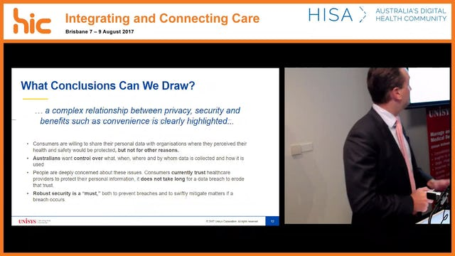 HISA's Cybersecurity Community of Practice Mark Sabotti