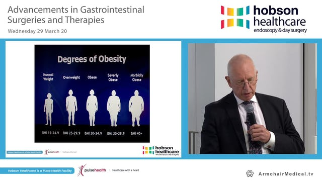 4 All you need to know about weight management surgery Assoc Prof Peter Nottle