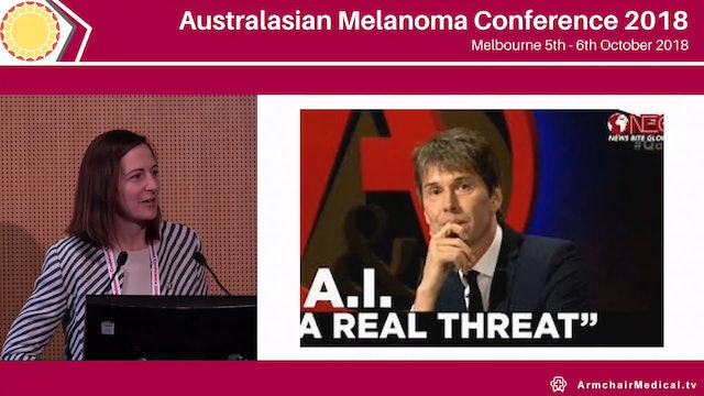 Human vs Machine Artificial Intelligence in Melanoma Diagnosis Panel Discussion