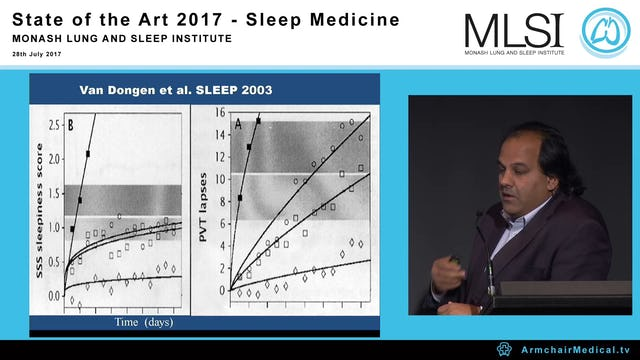 Sleep and Cardiovascular Health US Perspective from a Canadian Prof Atul Malhotra