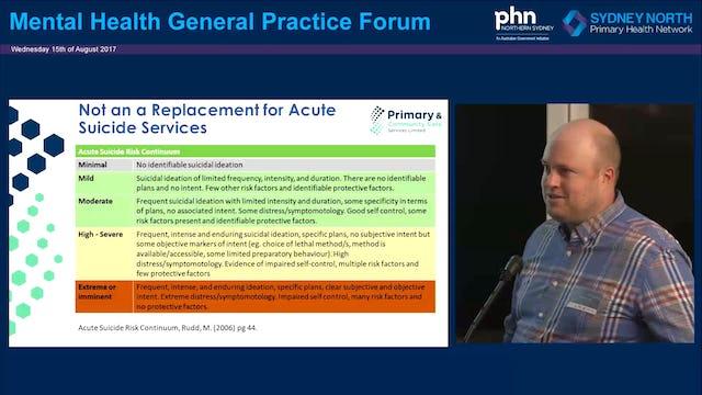 Psychological Access Plus Program Dr James Baker