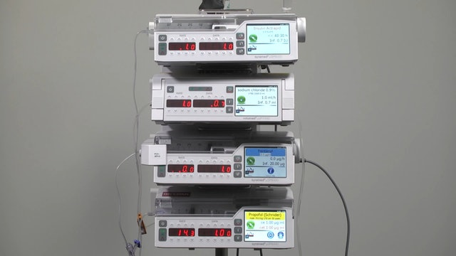 All-in-one Infusions Systems