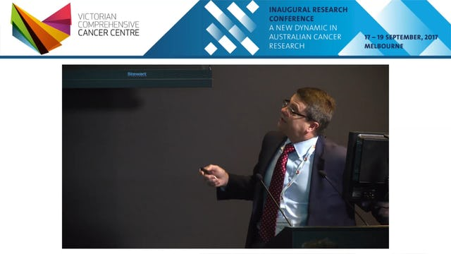Targeting BCL2 in blood cancers – successful translation into practice - Prof Andrew Roberts