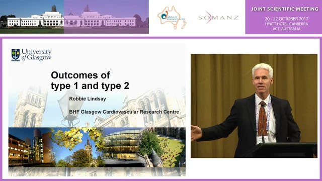 Type1 and type2 diabetes in pregnancy – what can we learn from international comparisons Robbie Lindsay