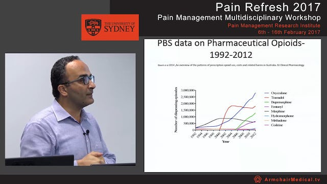 Pain and Addiction Associate Professor Apo Dermirkol