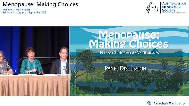 Hormones vs neurones Panel Discussion