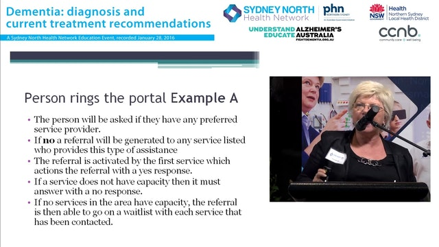 Overview of My Aged Care portal Lyn S...