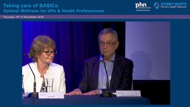 Optimal wellness for GPs and HCPs Pan...