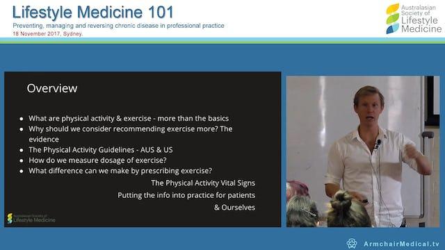 Physical Activity Introduction & Prescription Dr Cameron McDonald BSc MNutDiet PHD
