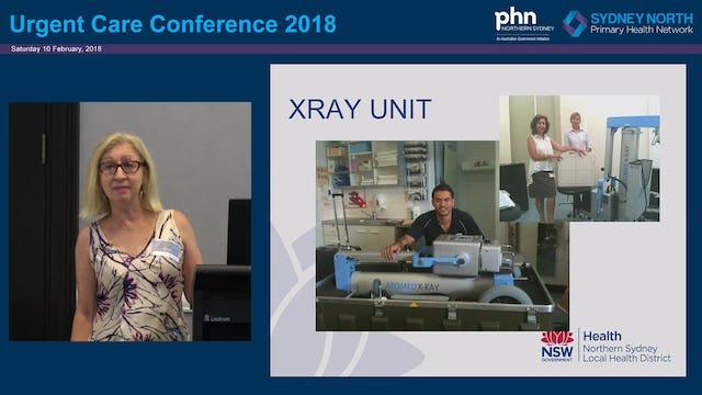 Mobile X-Ray Service Ingrid Klobasa