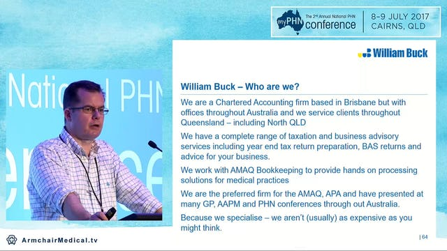 A health check for your practice and finances Paul Copeland