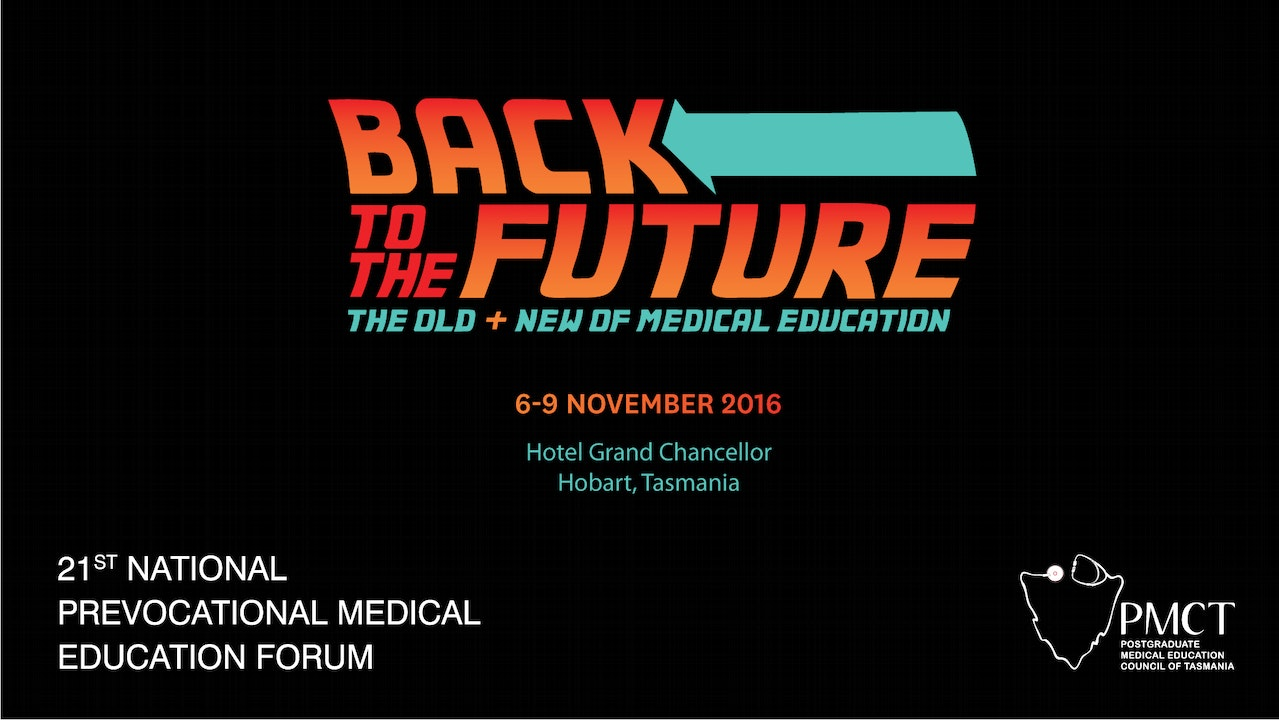 Prevocational Medicine Forum 2016 Blurred