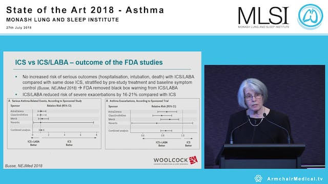 Practical Asthma Management Professor Helen Reddel