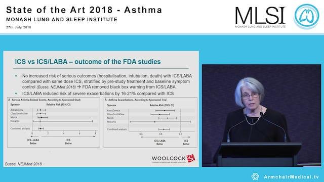 Practical Asthma Management Professor Helen Reddel