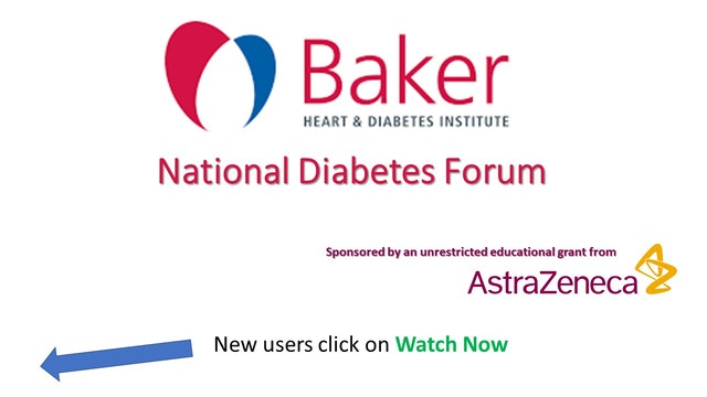 National Diabetes Forum