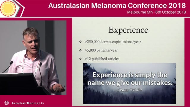 Dermoscopic diagnosis of melanoma Marius Rademaker