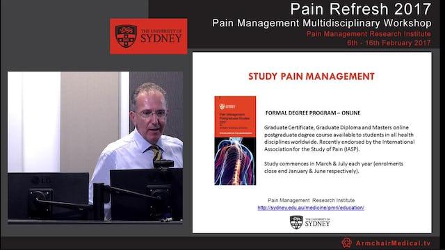 Sleep and Pain A complex interaction Professor Peter Cistulli