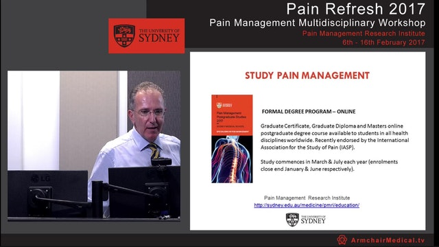 Sleep and Pain A complex interaction Professor Peter Cistulli