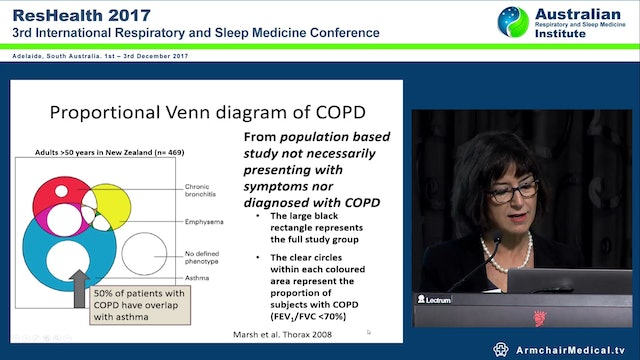 COPD Phenotypes – How Can We Optimally Target Therapy Prof Christine McDonald