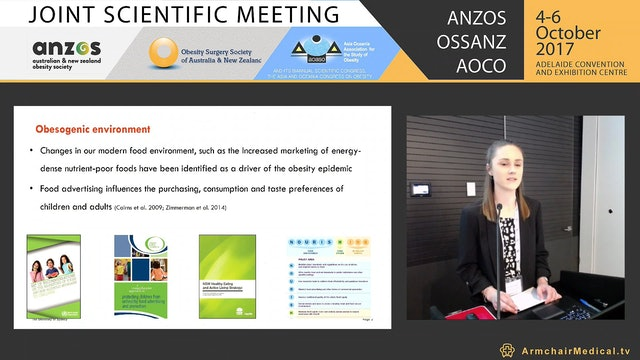 An audit of food and beverage advertising on the Sydney metropolitan train network regulation and policy implications - Emma Sainsbury