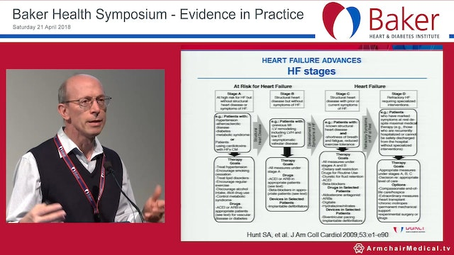 Recent advances in Heart Failure Including management Prof Tom Marwick