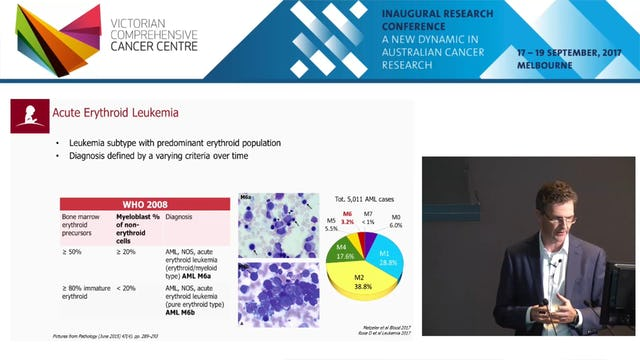 Using genomics to understand cell of origin in leukemia - Charles Mullighan