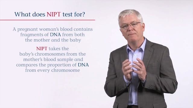 Sonic Genetics Non-Invasive Prenatal Testing - Information for Patients