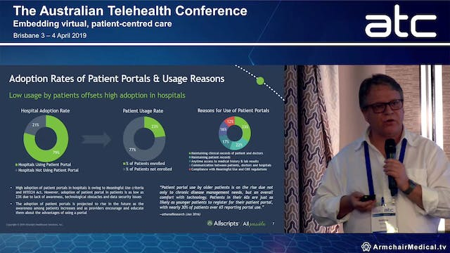 What can Australia learn about telehe...