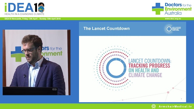 Placing Australia in a Global Context From 25 years of inaction to a global transformation for public health Dr Nick Watts Executive Director The Lancet Countdown