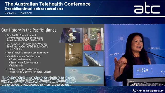 Hawaii and Pacific Islands Telehealth...