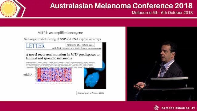 Insights into melanocyte development David Erich Fisher