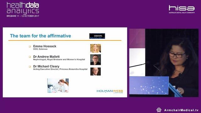 Debate Governance and regulation of consumer genomics
