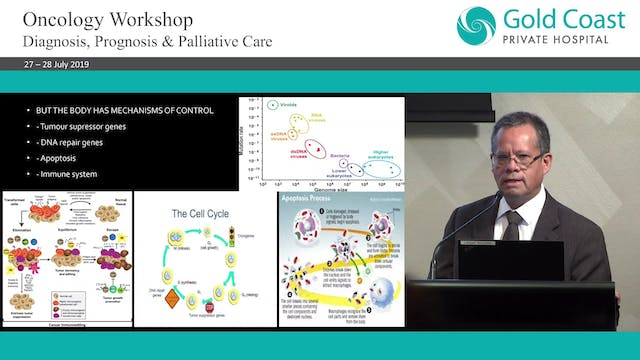 Personalised colorectal cancer care Dr Marco Matos Oncologist