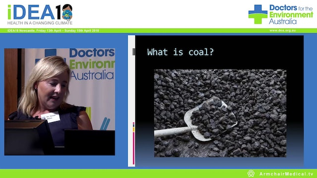 The Health Effects of Coal Dr Susan Miles
