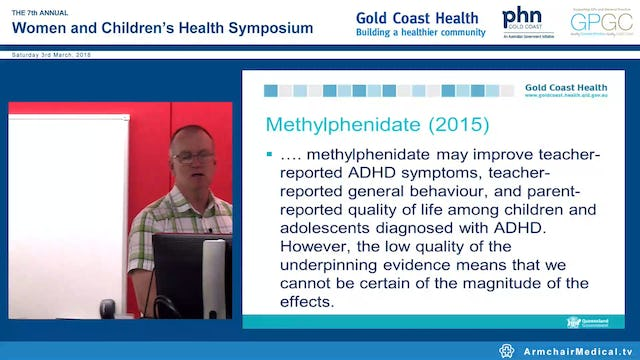 Key messages in ADHD Dr Doug Shelton