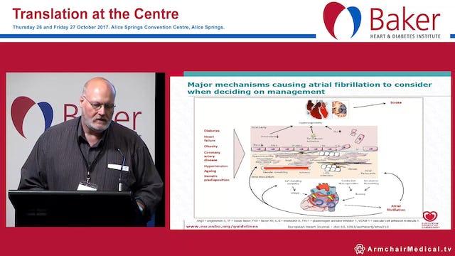 AF - How to treat AF Dr Bernhard Kuepper
