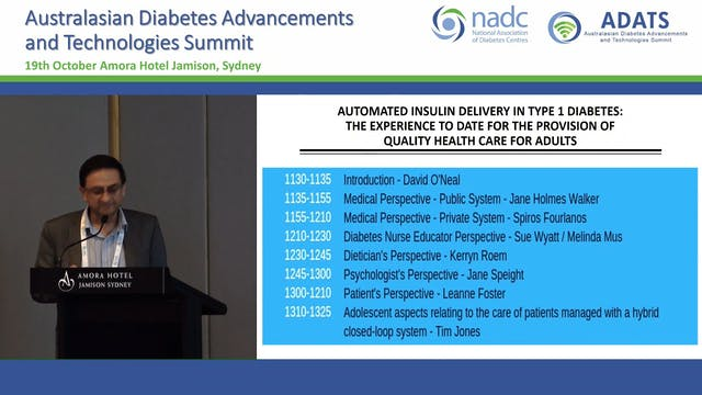 Automated insulin delivery in Type 1 ...