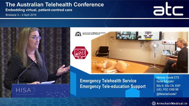 ETS - Emergency Tele-education Suppor...