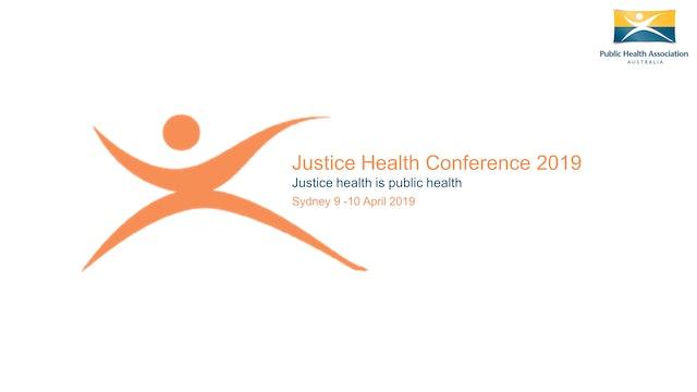 Justice Health 2019