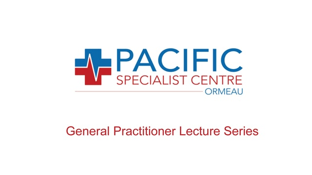 Pacific Specialist Centre