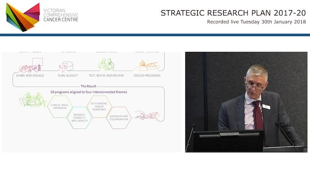 VCCC Strategic Research Plan 2017 - 20