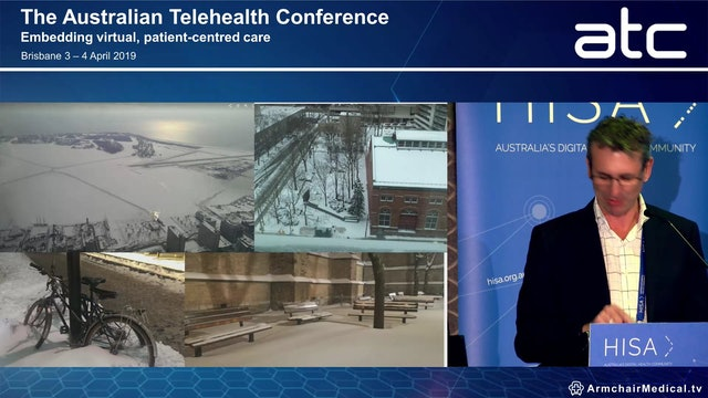 Virtual GP to patient care - not only for rural patients The Canadian experience Gavin Meredith Australasian General Manager, Novari Health