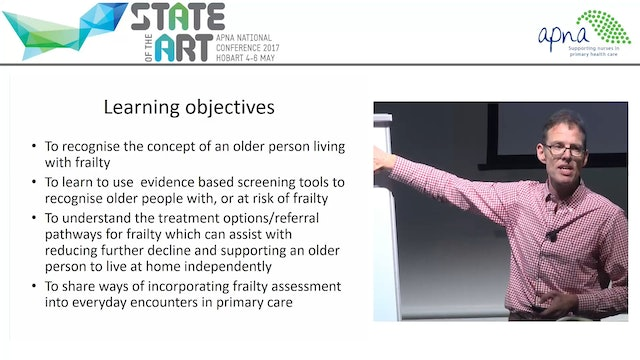 75+ health assessments that really make a difference Dr Chris Bollen