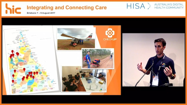 An integrated planning solution for rural and remote health care Aidan Hobbs